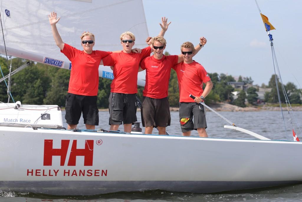 Denmark winners